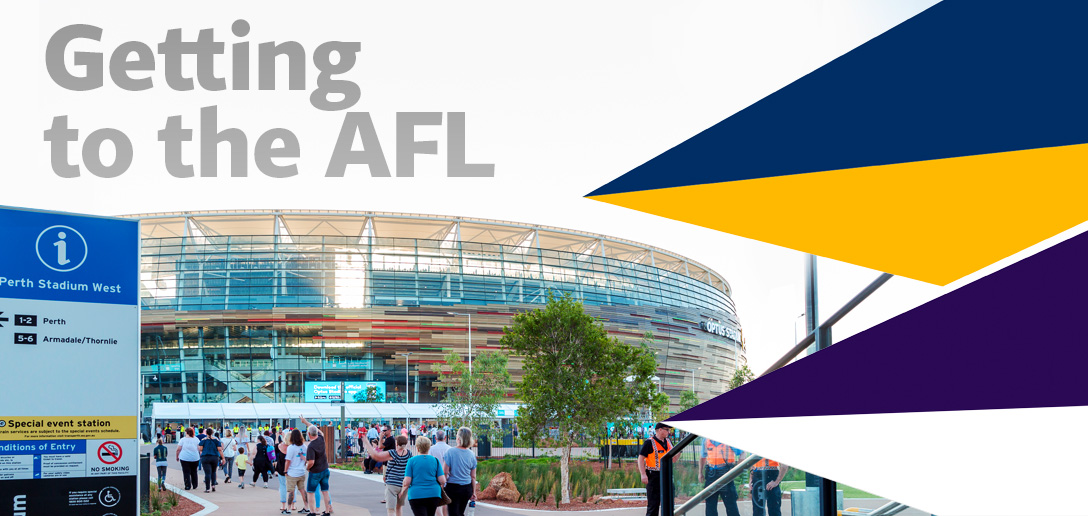 AFL at Optus Stadium